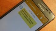 system SMS