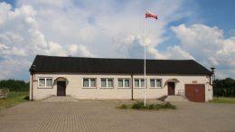 Tak wyglądał Dom Ludowy w Piekarach przed remontem.