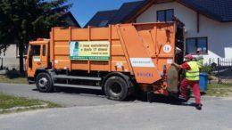 śmieci główne