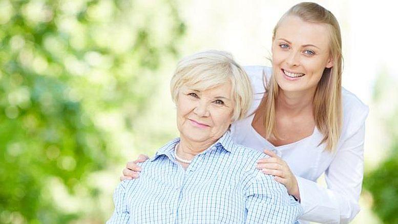 opiekun starszych