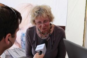 Julia Karlińska, radna, autorka książek o regionie