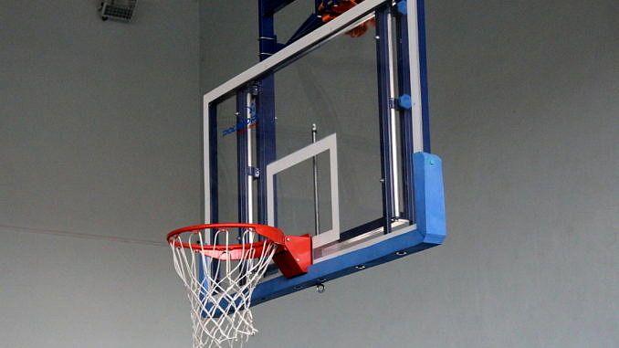 Tablica do koszykówki - zdjęcie ilustracyjne