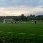 Mecz z udziałem LKS Wola Krzysztoporska