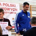 Mistrzostwa Polski Szkół Podstawowych U15 w zapasach w stylu klasycznym - na podium przedstawiciele najlepszych szkół podstawowych