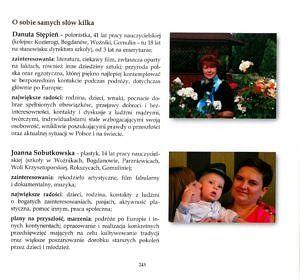 Autorki książki Danuta Stępień i Joanna Sobutkowska - kilka słów o nich