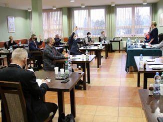 Radni gminy Wola Krzysztoporska głosują nad budżetem 2021