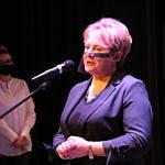 Małgorzata Gniewaszewska - przewodnicząca Rady Gminy Wola Krzysztoporska