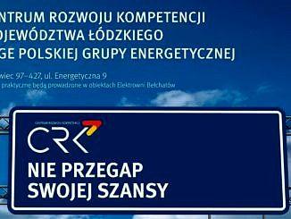 CRK - nie przegap swojej szansy - plakat - informacje jak w treści