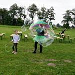 Animacje - z dziećmi wielkie balony