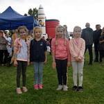 Cztery małe dziewczynki