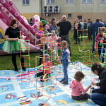 Dzieci podczas animacji i zabaw