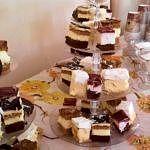 ciasta na paterach