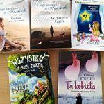 Książki npisane przez Elżbietę Stępień